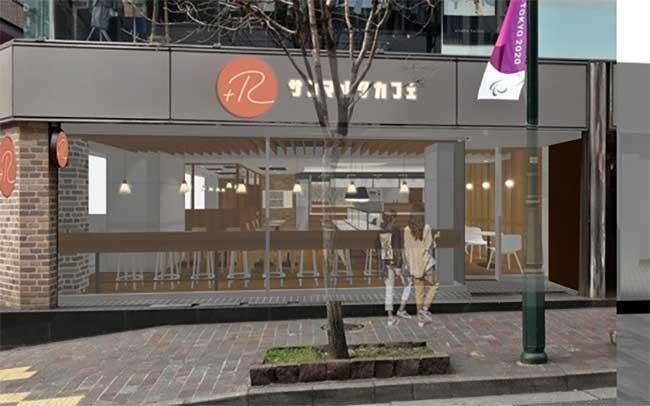 サンマルクカフェ+R 銀座みゆき通り店
