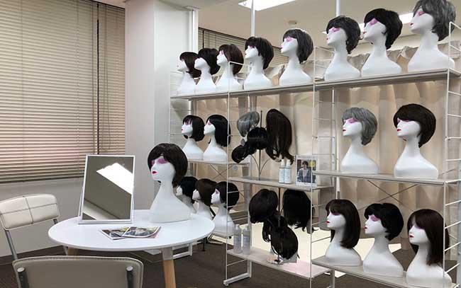 医療用ウィッグ エデュー神戸・三宮店