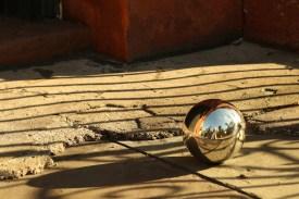 Chrome Sphere 1