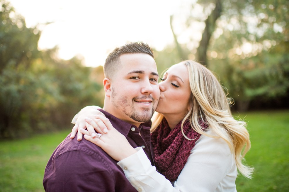 Kaitlyn Ferris Photography Frank Melville Memorial Park East Setauket New York Engagement Photography