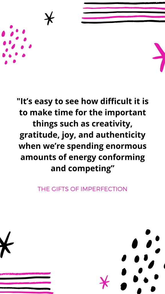 THE GIFTS OF IMPERFECTION: REVIEW, SUMMARY, & TAKEAWAYS - self help books, self help reads, self help books for women, self help books to read, the best self help books, self help quotes, self help personal development, brene brown books, self help quotes, self help books for women in their 20s, self help books life changing #selfhelp #personalgrowth #selfhelpbooks #personaldevelopment #selfhelpquotes #selfimprovement #selfconfidence #bookstoread