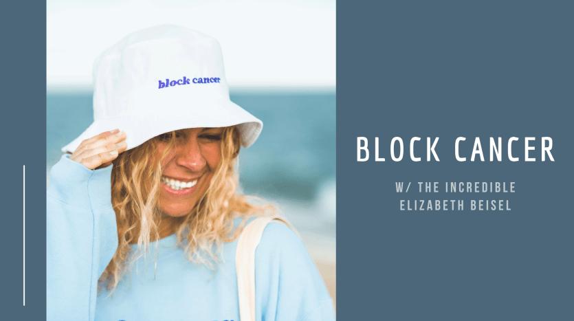 Elizabeth Beisel Block Cancer Swim & Cancer REsearch