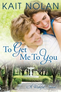 Book Cover: To Get Me To You