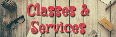 Classes and Services