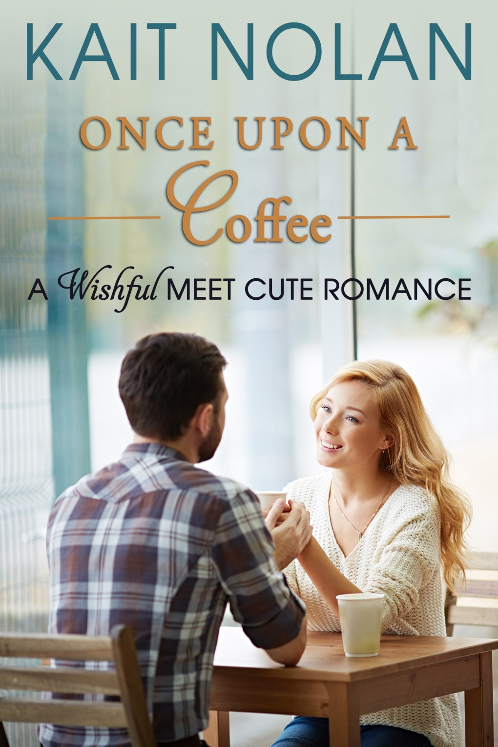 Book Cover: Once Upon A Coffee