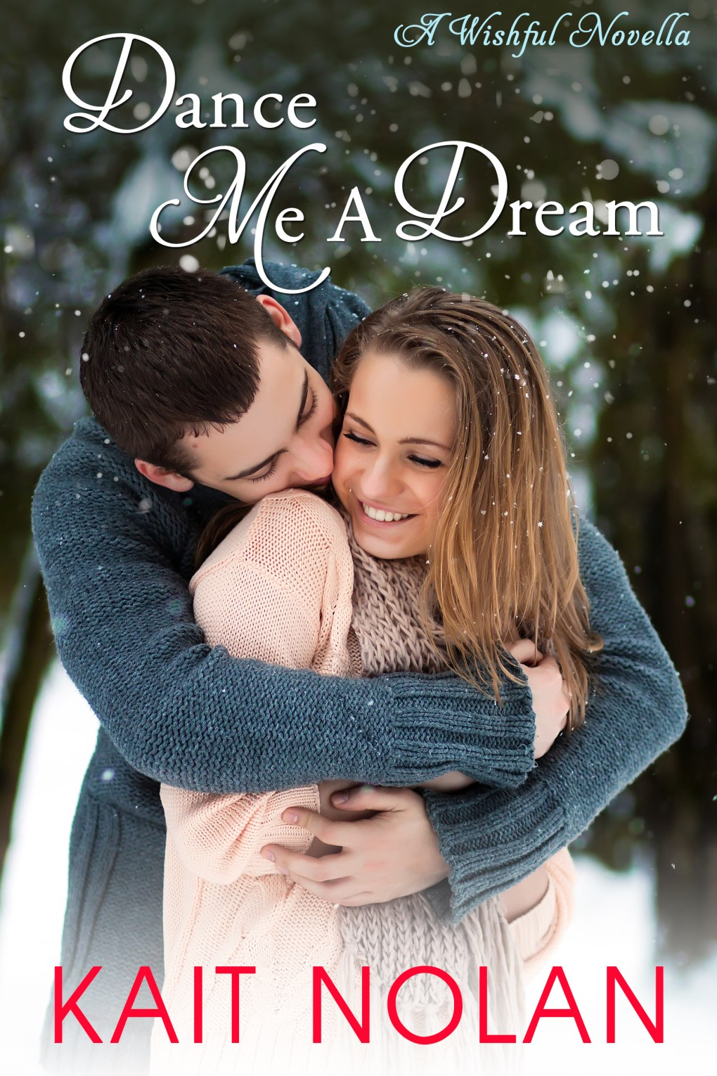 Book Cover: Dance Me A Dream