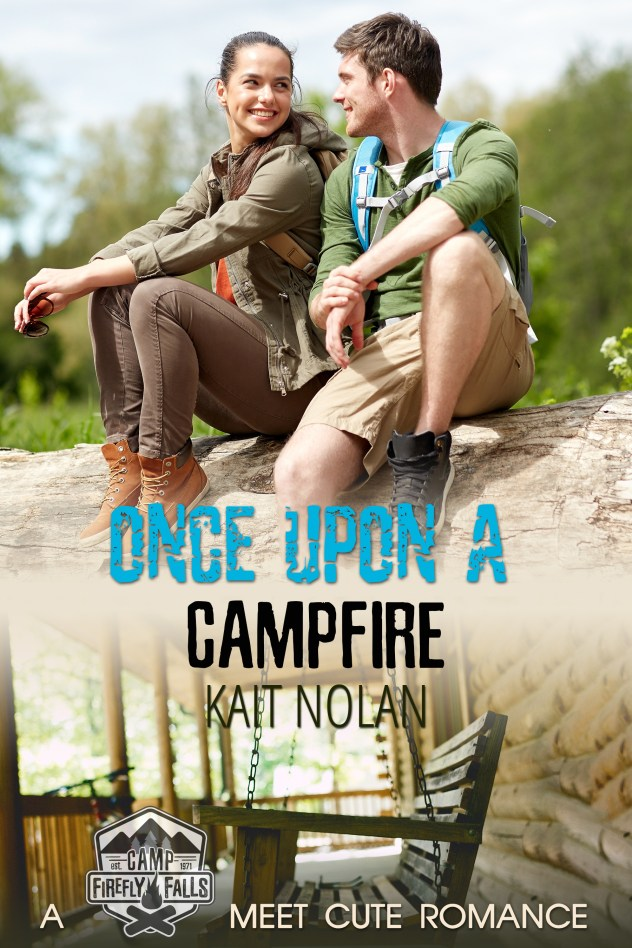 Book Cover: Once Upon A Campfire