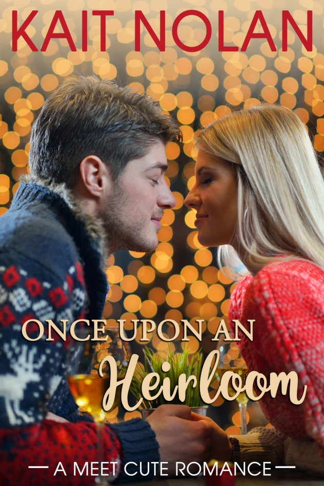 Book Cover: Once Upon An Heirloom