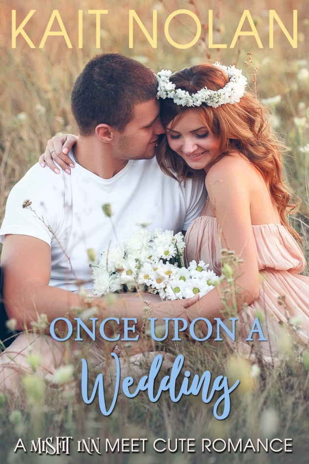 Book Cover: Once Upon A Wedding