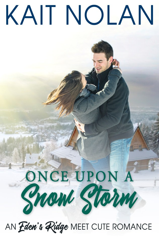 Book Cover: Once Upon A Snow Storm