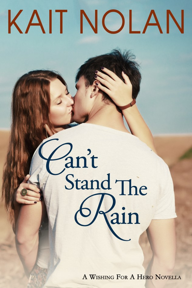 Book Cover: Can't Stand The Rain