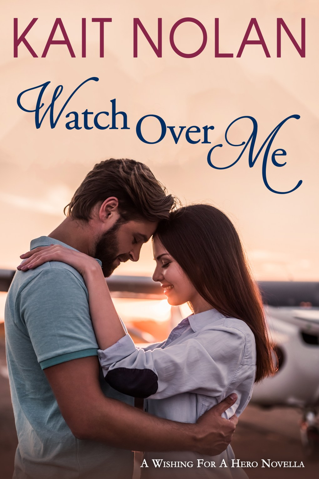 Book Cover: Watch Over Me