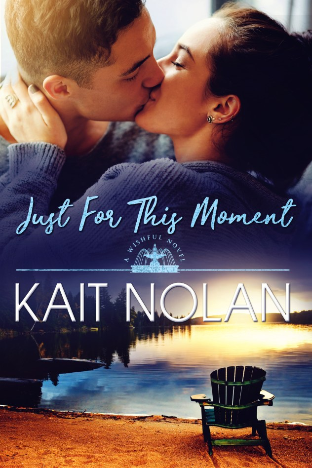 Book Cover: Just For This Moment