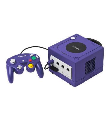 ニンテンドーゲームキューブゲーム機本体