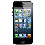 au iPhone 5 64GB ME043J/A ブラックの画像