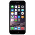 iPhone6 128GB(MG4A2J) スペースグレイ