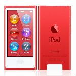 iPod nano 16GB レッド 第7世代 MD744J/Aの画像