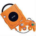 ゲームキューブ本体 オレンジの画像