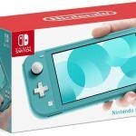 Nintendo Switch Lite ターコイズの画像