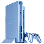 PS2本体 AQUA