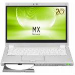 Panasonic Let'snote MX5 CF-MX5XFYQRの画像