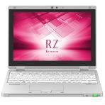Panasonic Let'snote RZ6 CF-RZ6HFLPRの画像