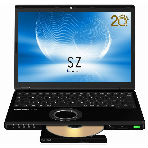 Panasonic Let'snote SZ5 CF-SZ5XDMQRの画像