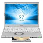 Panasonic Let'snote SZ6 CF-SZ6BDKPRの画像