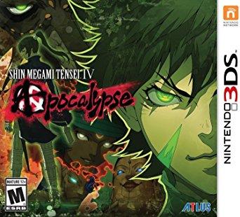 Shin Megami Tensei IV: Apocalypse – Nintendo 3DS