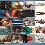Star Wars The Force Awakens Series 1 Concept Art set (20)の画像