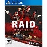RAID World War II PlayStation 4 第二次世界大戦プレイステーション4 北米英語版 [並…の画像