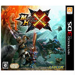 3DS モンスターハンタークロスの画像