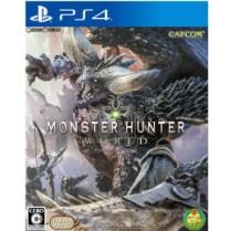 PS4 モンスターハンター「ワールド」を買取しました!