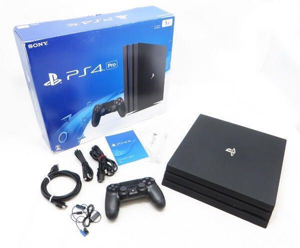 PS4 pro ゲームソフトとは?