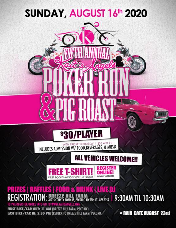 Poker Run & Pig Roast