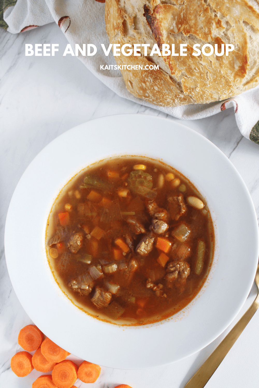 beef and veg soup