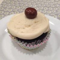 Cake Mix Hack: Mocha Cupcakes