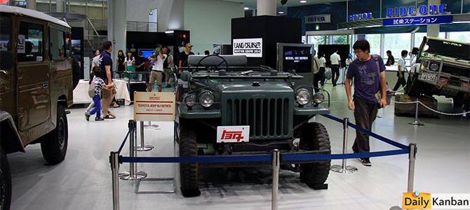 Concise history of the Toyota Land Cruiser, in 16 exclusive pictures