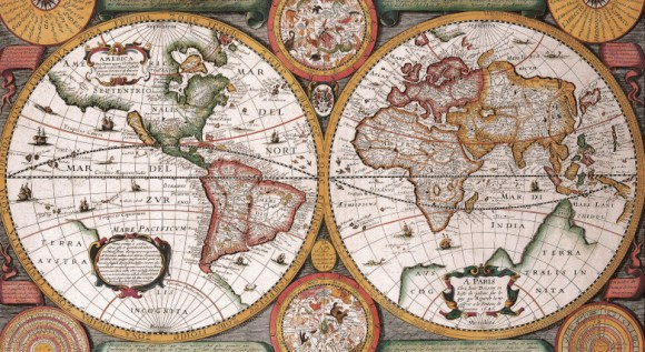multi-dimensional maps are nothing new