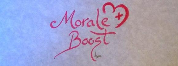morale boost