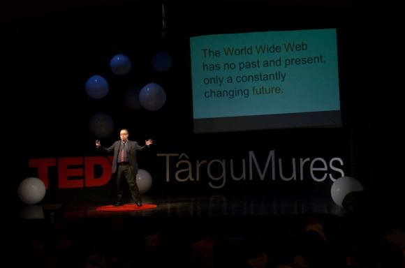 TEDxTarguMures - Peter W. Szabo - picture 1