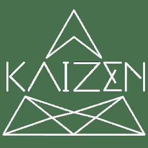 Kaizen coffee logo_white