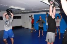 MMA trening