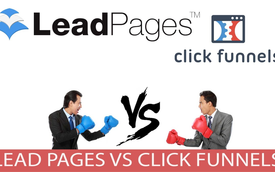Facts About Clickfunnels Vs Uncovered
