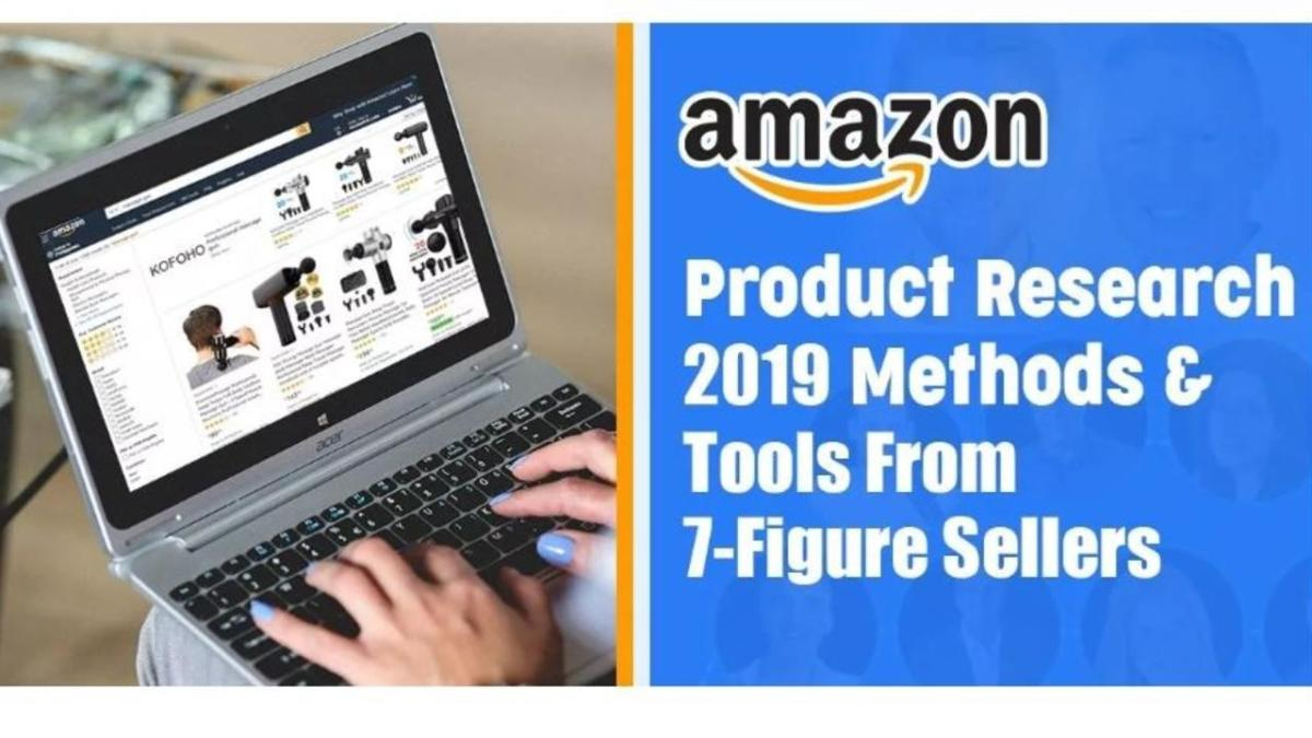Compare Amazon product research tools