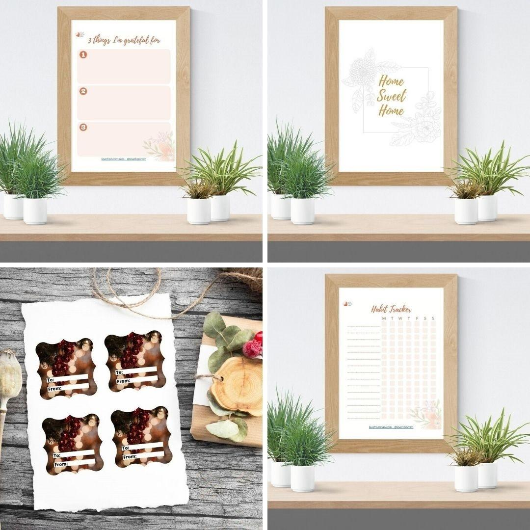 How To Make Printables In Canva