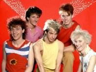 Kajagoogoo 1980's promotional shot