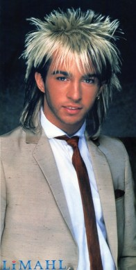 Limahl, 1983