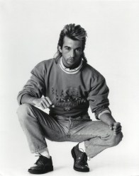 Limahl, 1986 promotional photo