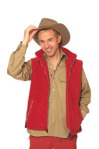 Limahl, I'm a Celebrity 2012 promo
